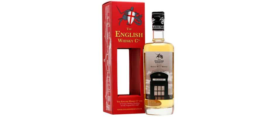 English Whisky Peated TWE