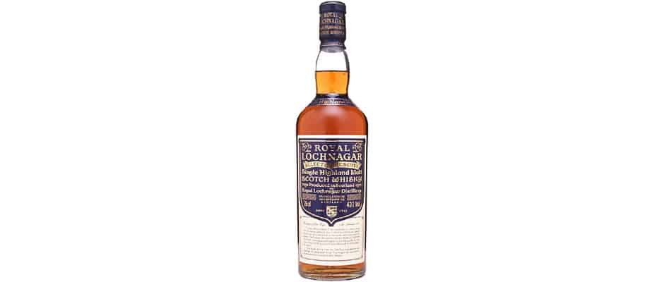 royal lochnagar selected reserve (75cl)