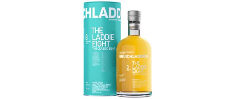 Bruichladdich The Laddie Eight (Travel Retail Exclusive)