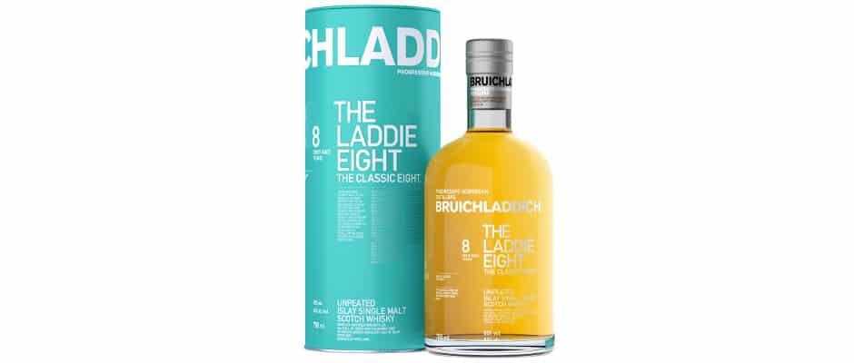 Bruichladdich The Laddie Eight (Travel Retail Exclusive)