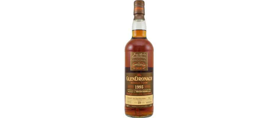 Glendronach 1995 2015 C#3804