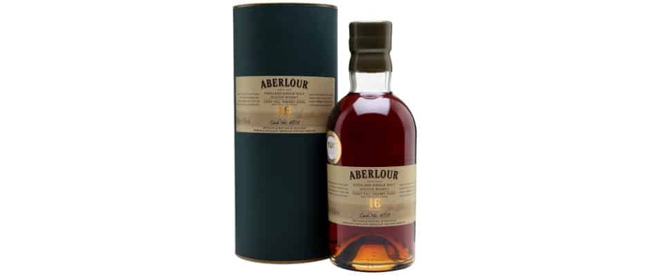 Aberlour 16yo Cask Strength The Whisky Exchange