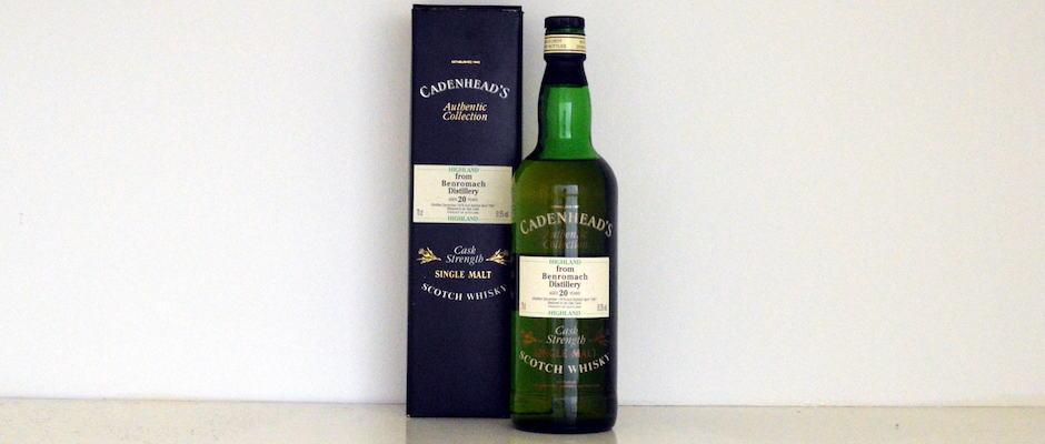 Benromach 1976 1997 Cadenhead