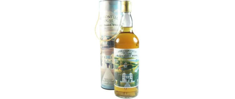 Bowmore Deluxe Scotch Whisky Prestonfield House