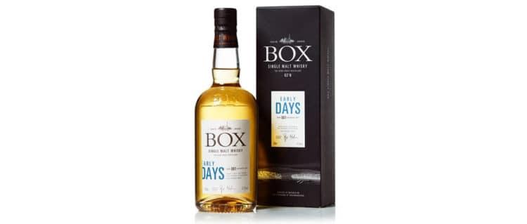Box Early Days Batch 001