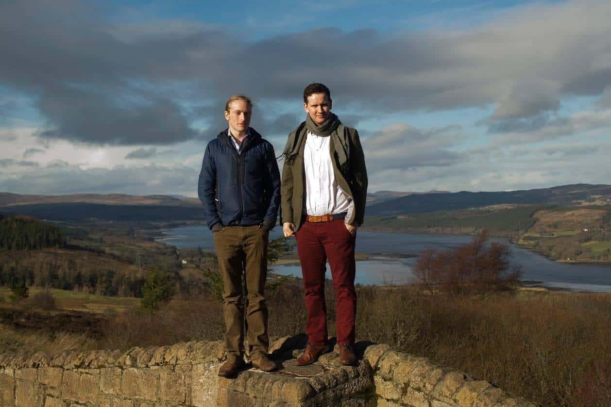 Phil Thompson and Simon Thompson