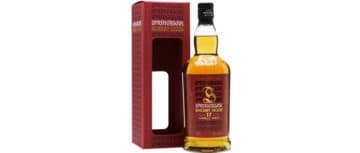 Springbank 17yo Sherry Wood (2015)
