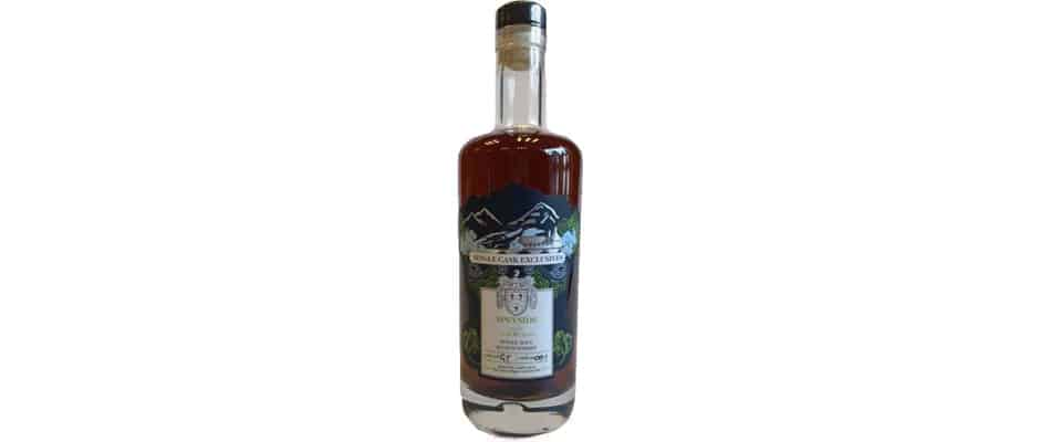 speyside 8yo creative whisky company single cask exclusives glentauchers