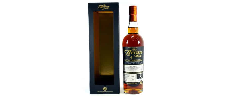 Arran 1997 miss black