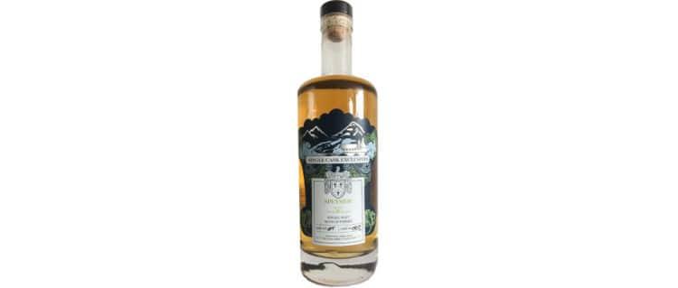 Glentauchers 8yo creative whisky company gt002