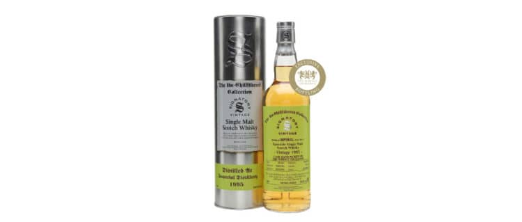 Imperial 1995 2016 Signatory Vintage The Whisky Exchange