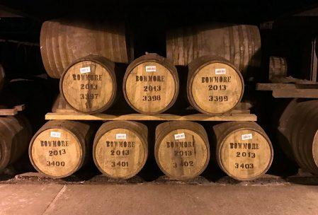 bowmore-distillery-casks