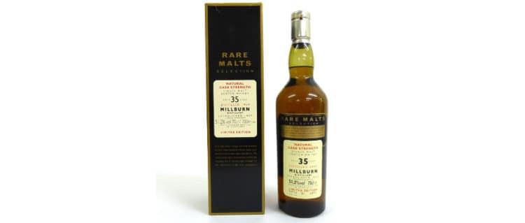 millburn 1969 35 years rare malts selection