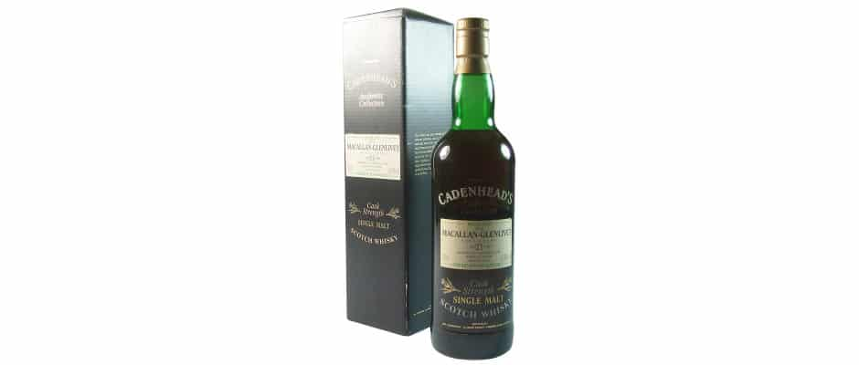 Macallan 1974 21 years old cadenhead