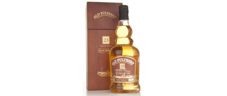 old-pulteney-23-year-old-bourbon-casks-whisky