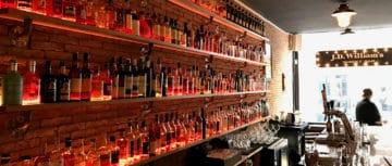 Spirit of Speyside Whisky Awards Bar