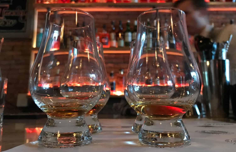 Spirit of Speyside Whisky Awards Glasses