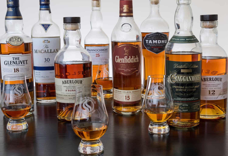 Spirit of Speyside Whisky Awards Line up