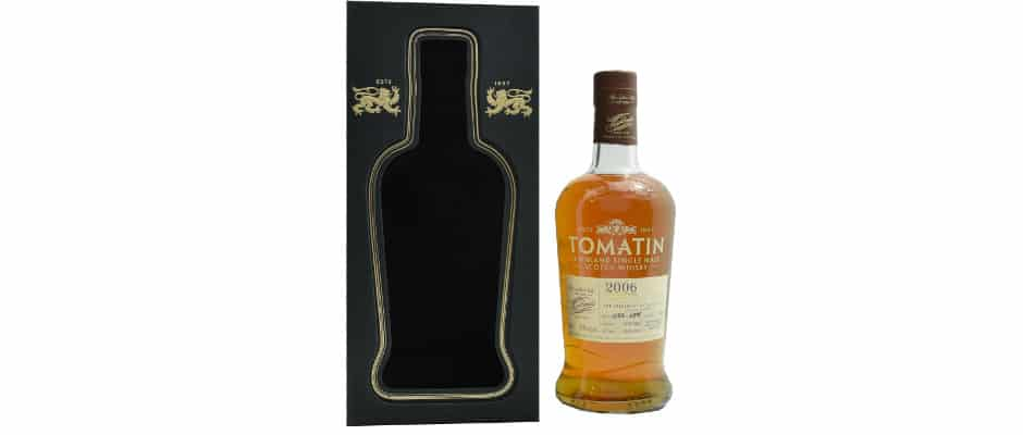 Tomatin 2006 Specialist choice