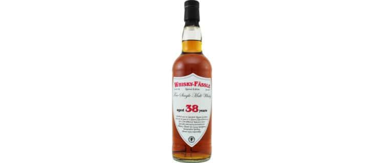 Speyside Region 1977 38 Years Old Whisky-Fassle