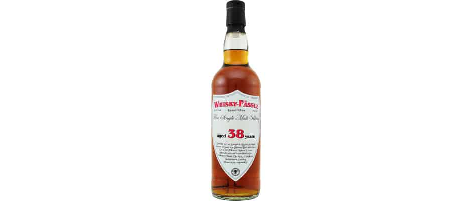 Speyside Region 1977 38 Years Old Whisky-Fassle