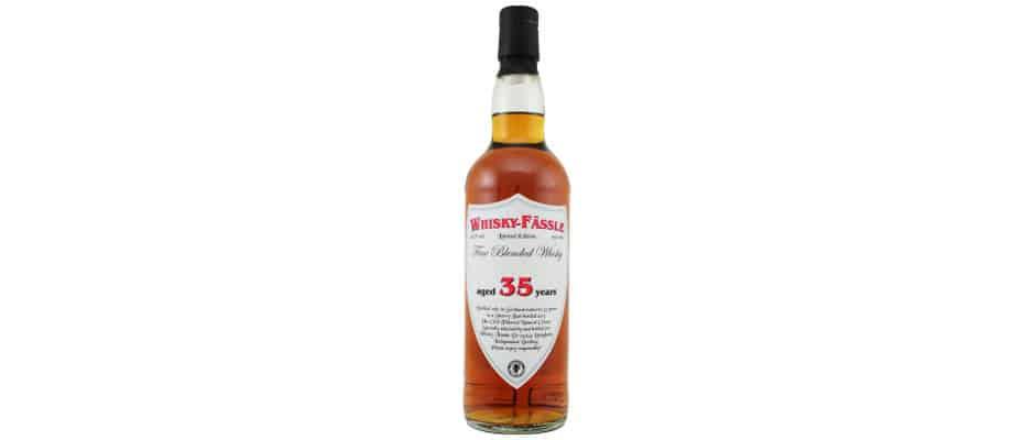 Fine Blended Whisky Whisky Fassle