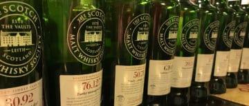 Scotch Malt Whisky Society Tasting 1
