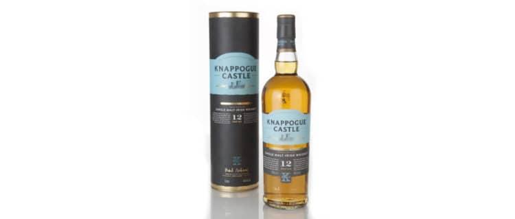 knappogue castle 12 years old single malt whiskey