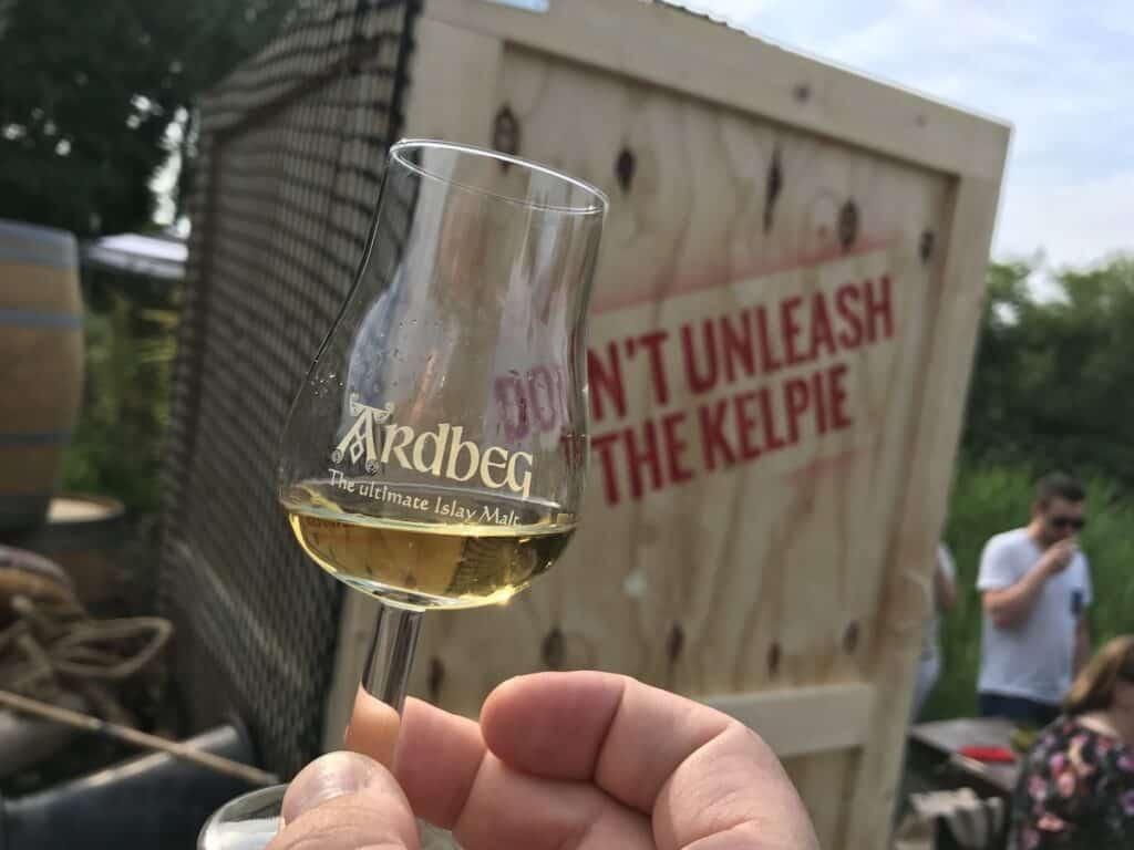 Ardbeg Kelpie Launch Party (2)