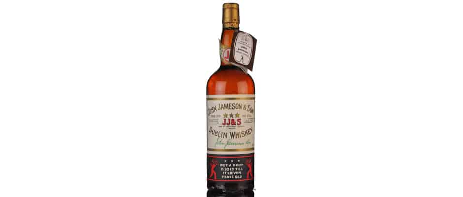 John Jameson 7 Years Old