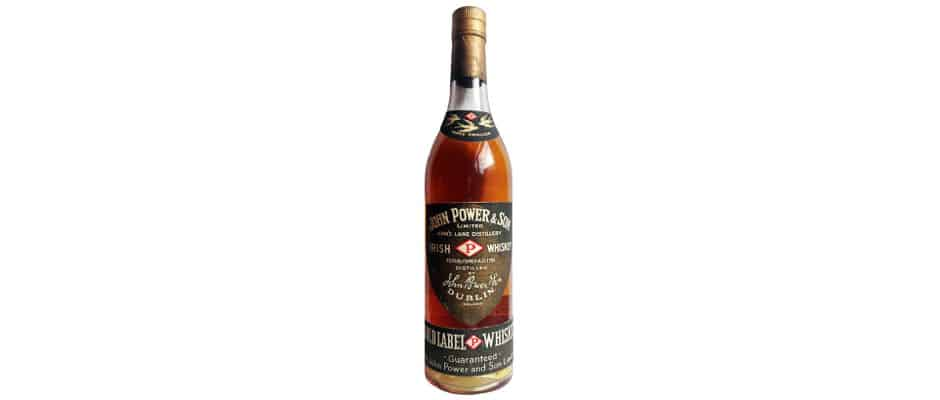 Jown Power & Son Irish Whiskey
