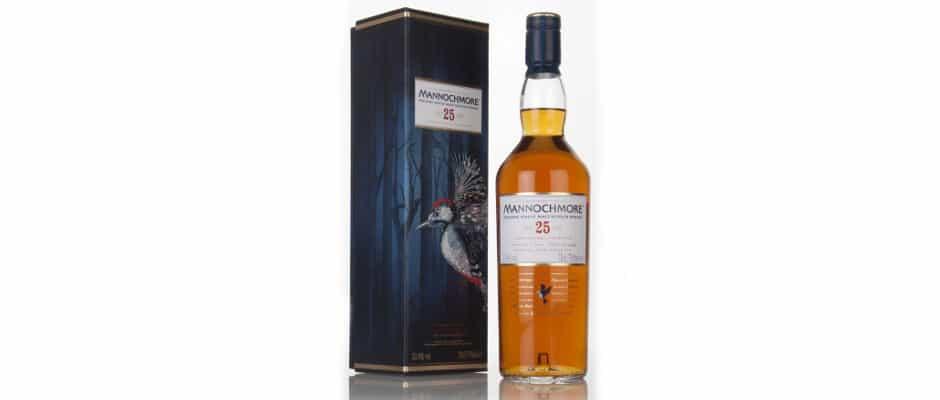 Mannochmore 1990 25 years old special release