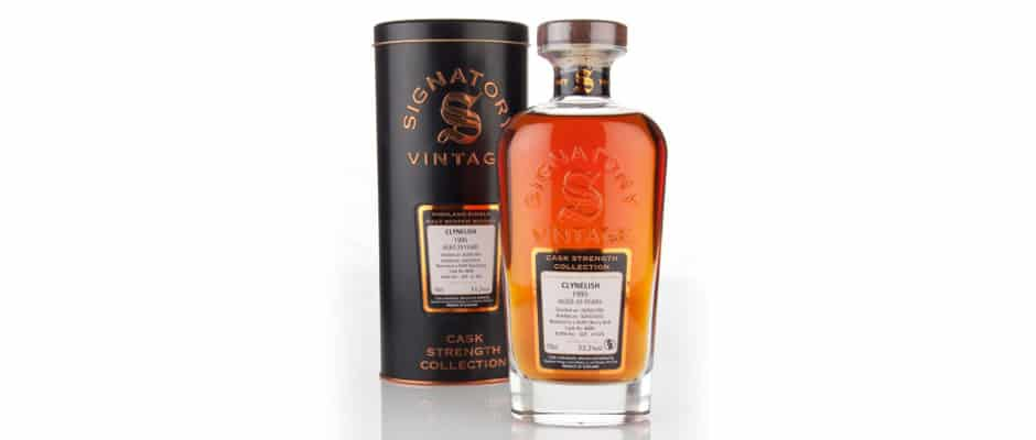 Clynelish 1995 20 years old signatory vintage