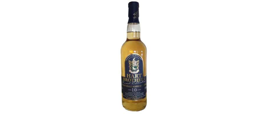 Old Pulteney 1990 10 years old hart brothers