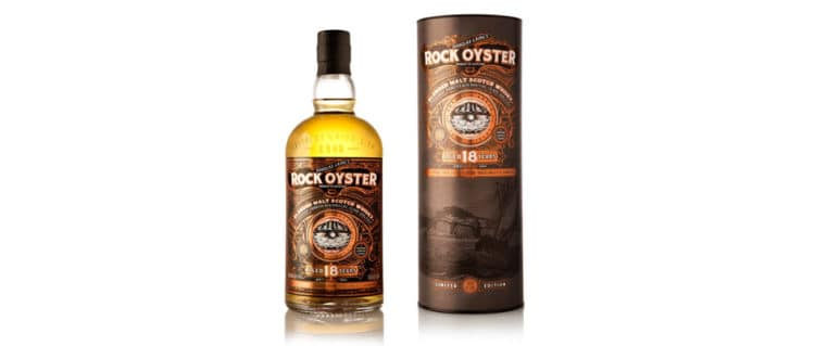 Rock Oyster 18 Douglas Laing