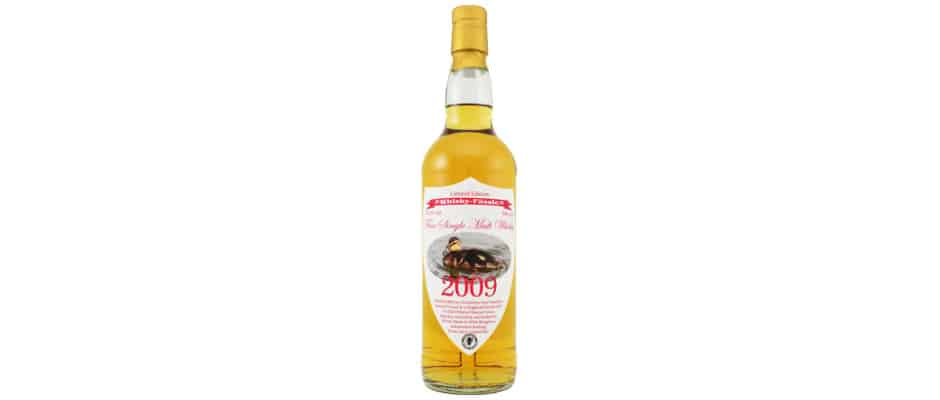 Soutshore Islay malt 6 years old Whisky-fassle