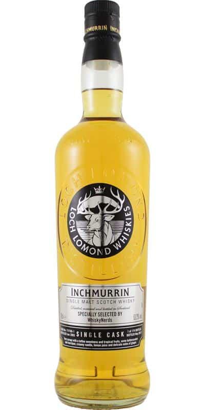 Inchmurrin 2003 14 years old whiskynerds bourbon 2