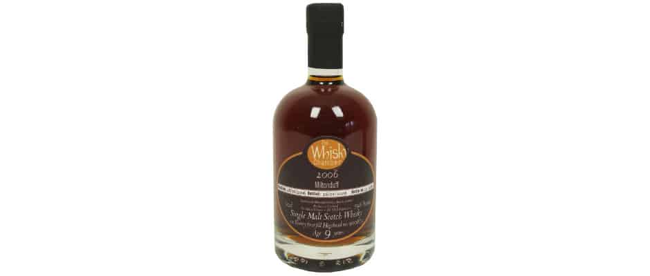 Miltonduff 2006 9 Years Old (The Whisky Chamber)