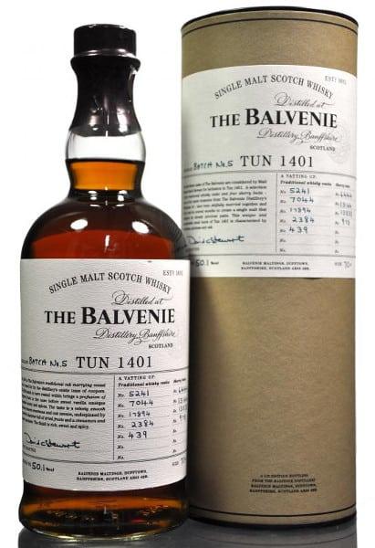 The Balvenie Tun 1401 Batch 5
