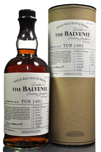 The Balvenie Tun 1401 Batch 8