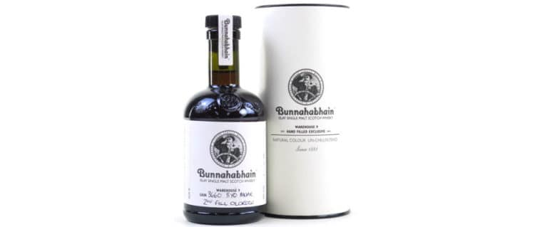 Bunnahabhain 8 years old moine 3660