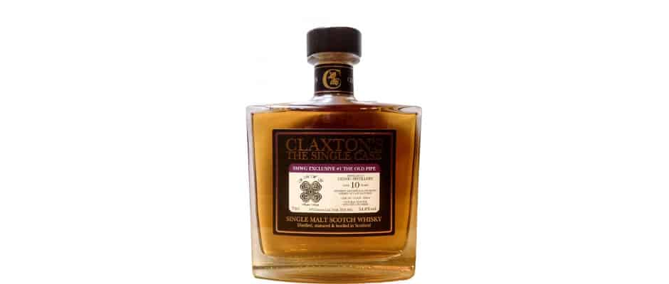 ledaig 10 years old claxtons smwg exclusive