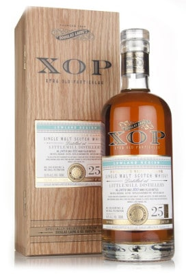 littlemill-25-year-old-1991-cask-11789-xtra-old-particular-douglas-laing-whisky