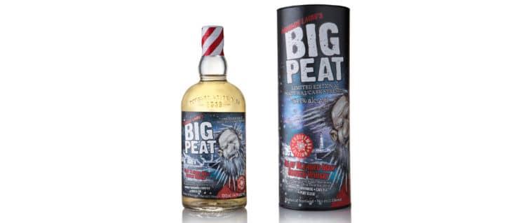 Big Peat Christmas 2017 Limited Edition