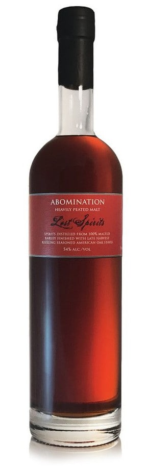 Lost Spirits Distillery - Abomination Crying of the Puma