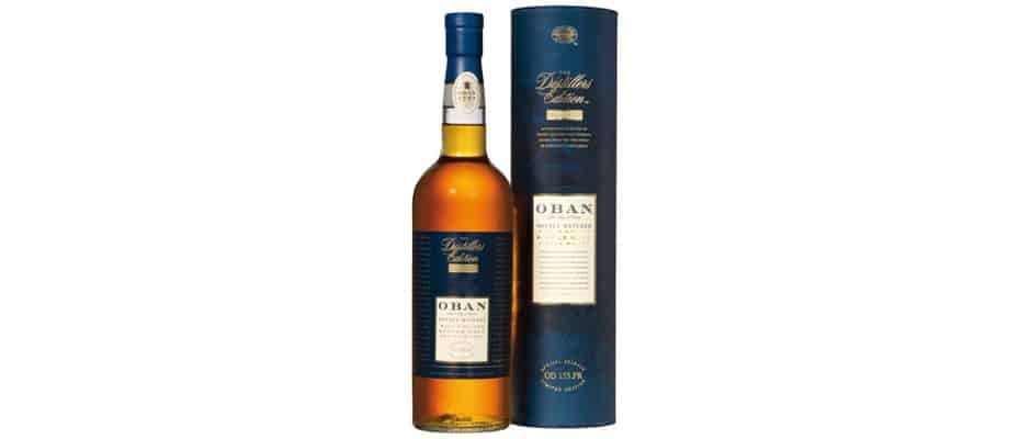 Oban 1999 Distillers Edition 2014