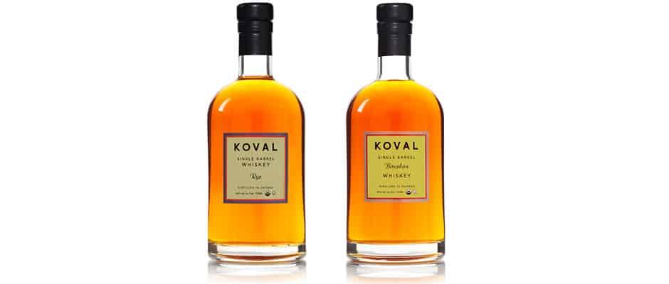 koval bourbon rye