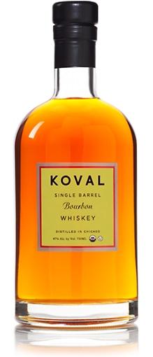 koval distiller single barrel bourbon