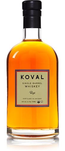 koval distiller single barrel rye