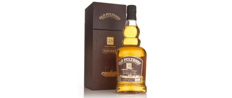 old-pulteney-23-year-old-sherry-casks